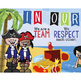 PIRATE kids theme - Classroom Decor: LARGE BANNER, In Our Class, printable