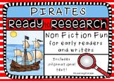 PIRATES: Nonfiction Close Reading Unit