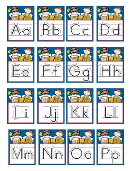 PIRATES - Alphabet Flag Banner, handwriting, A to Z, ABC print arrow font