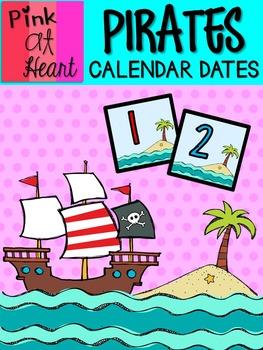Pirates Calendar Dates