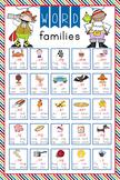 PIRATES - Classroom Decor: Language Arts, Word Families POSTER - size 24 x 36