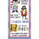 PIRATES - Classroom Decor: X-LARGE BANNER, On Our Ship / I