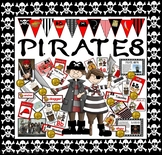 PIRATES TEACHING RESOURCES ROLE PLAY DISPLAY KEY STAGE 1 -2 EARLY YEARS HISTORY