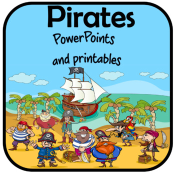 photograph regarding Pirates Printable known as PIRATES supplies: PowerPoint courses, printables activites