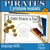 PIRATES literacy printables
