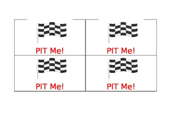 PIT Me posters (Prove It To Me)