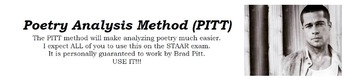 PITT Poetry Analysis