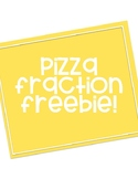 PIZZA FRACTION PROJECT! FREEBIE!