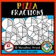 PIZZA FRACTIONS CLIPART: FOOD FRACTIONS CLIPART