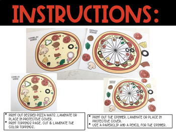 PIZZA PARTY ARTICULATION (SPEECH & LANGUAGE THERAPY)