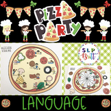 PIZZA PARTY, LANGUAGE (SPEECH & LANGUAGE THERAPY)