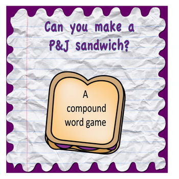 P&J Compound Word Game