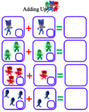 PJ Masks Maths for Early Years