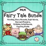Fairytale Bundle: Math and Literacy (PK and Kindergarten)