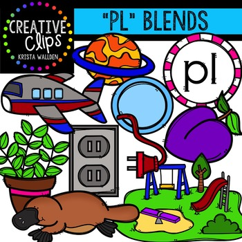 PL Blends {Creative Clips Digital Clipart}