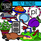 PL Blends {Creative Clips Digital Clipart}