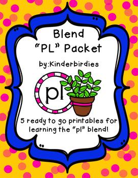 PL Blend Packet