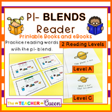 PL- Blend Readers Levels A and C (Printable Books and eBooks)