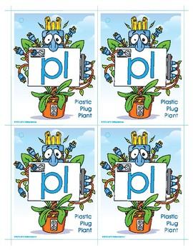 PL (Plastic Plug Plant) Blend Buddy Tag
