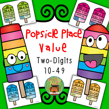 PLACE VALUE CENTER: 2-DIGIT NUMBERS 10-49