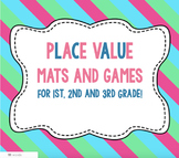 PLACE VALUE Games - Numbers up to 10 000