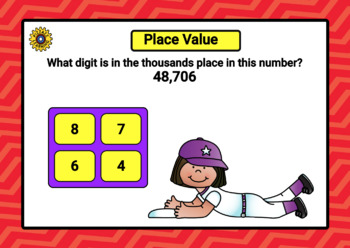 PLACE VALUE • Grades 4–6 •  BOOM CARDS