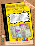 PLACE VALUE:  INTERACTIVE NOTEBOOK ACTIVITIES {Multi-digit