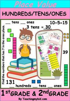 PLACE VALUE MYSTERY for 2nd grade