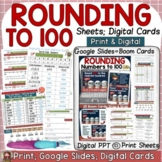 PLACE VALUE ROUNDING NUMBERS TO HUNDRED PRINT & DIGITAL GO