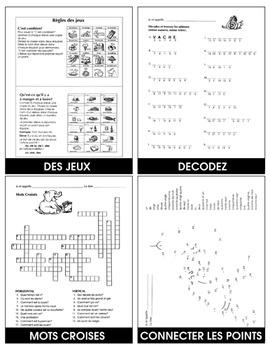 PLAISIR AVEC DES PUZZLES Gr. 1-8