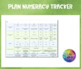PLAN Numeracy Tracker