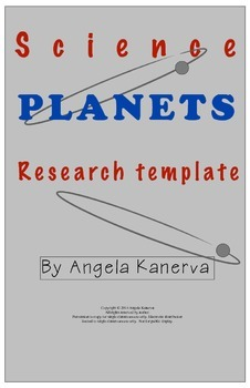 PLANETS research poster
