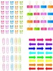 PLANNER STICKERS FOR SPEECH PATHOLOGISTS