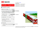 PLANNING A TRIP WITH THE BUNDESBAHN