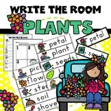 PLANTS ACTIVITY WRITE THE ROOM