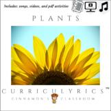 PLANTS Curriculyrics™ | Ontario Science Curriculum Aligned
