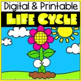 PLANTS DIGITAL AND PRINTABLE SCIENCE UNIT. Life Cycle. Literacy, Math & More!