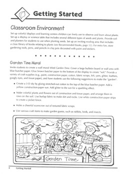 PLANTS: Fun Activities for All Subjects