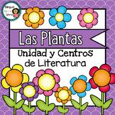 PLANTS Literacy Unit in **SPANISH**