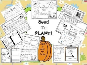 PLANTS Next Gen Science Standards Unit 1-LS1