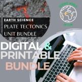 Plate Tectonics- Earth Science Digital and Printable Curriculum