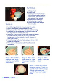 PLAY DOUGH RECIPE - NO COOKING INVOLVED