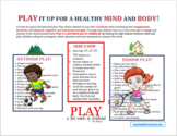 PLAY IT UP! For a Healthy Mind and Body - 30-Day Challenge