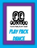 PLAY PACK 6 Line Dance for grades 3-8