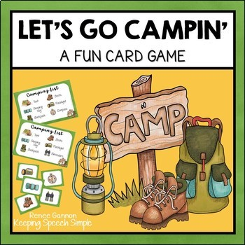 Playing Games Bundle for Vocabulary Development and Game Play