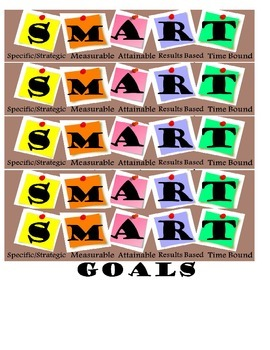 PLC SMART GOALS