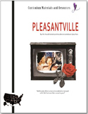 """Pleasantville""COMPLETE UNIT EDITABLEActivities,Tests,Essays,AP Style,PowerPoint"