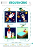 BUNDLE: FIRST, THEN, NEXT, LAST, sequence, sequencing, autism, speech therapy