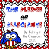 PLEDGE OF ALLEGIANCE VISUAL SUPPORT