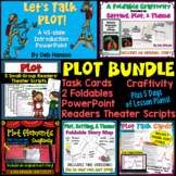 Elements of Plot: A Bundle of Activities!